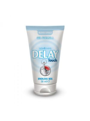 Delay Touch gel za duži sex