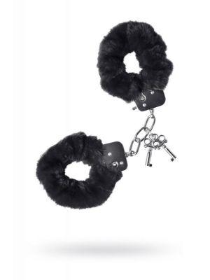 Lisice plišane crne toyfa